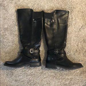 Guess Women's black boots